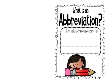 Abbreviations Booklet