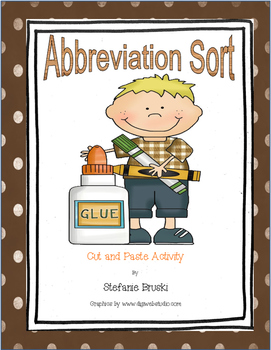 Abbreviations Sort