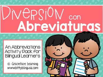 Abbreviations in Spanish - Abreviaturas