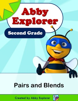 Abby Explorer Phonics - Second Grade: Pairs and Blends Series