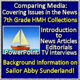 Abby Sunderland Media Analysis :Covering Issues in the News Introduction