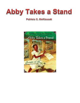 Abby Takes A Stand