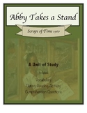 Abby Takes a Stand Novel Study