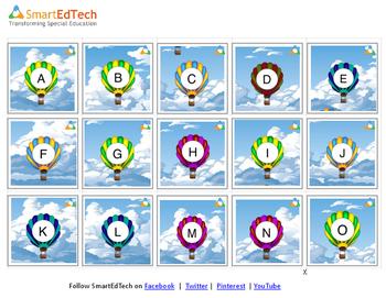 ABC Balloons - SmartEdTech