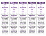 Abduction! edition of Bookmarks Plus: Fun Freebie and Handy Reading Aid!