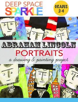 Abe Lincoln Art Activity