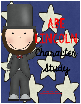 Abe Lincoln Character Study FREEBIE