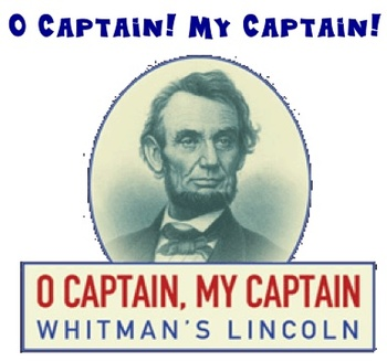 Abe Lincoln - Classroom Station #7 - Oh Captain!  My Captain!