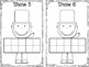Abe Lincoln Counting Mats 1-10