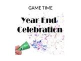 End of Year Celebration!