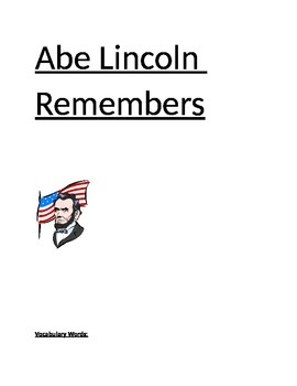 Abe Lincoln Remembers