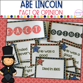 Abe Lincoln- That's A Fact