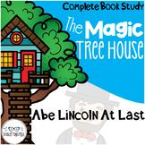 Magic Tree House Abe Lincoln at Last Book Companion