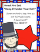 Abe Lincoln's Hat Writing Activity