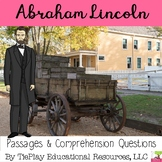 President Abraham Lincoln Comprehension Passages and Quest