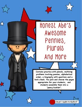 Abe Lincoln's Plurals, Pennies & More