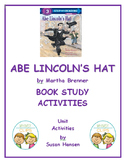 President's Day: Abe Lincoln's Hat Book Study and Activities