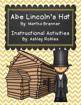 Abe Lincoln's Hat Comprehension Packet