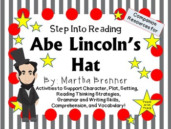 Abe Lincoln's Hat by Martha Brenner:  A Complete Literatur