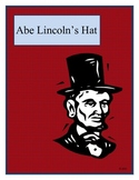 Abe Lincoln's Hat by Martha Brenner President's Day February activities