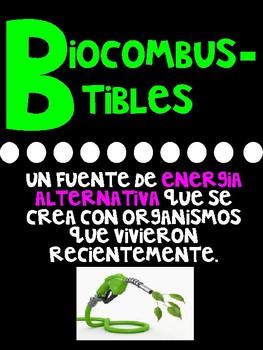 Abecedadrio de Ciencias-Alphabet in Spanish