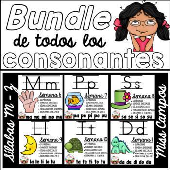 Abecedario BUNDLE