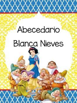 Abecedario Blanca Nieves