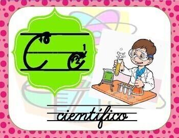Abecedario Científico