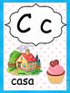 Abecedario Cupcakes