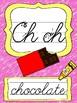 Abecedario Cursivo de Crayones (Spanish Cursive ABC Posters - Crayons)