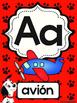 Abecedario Dalmatas / Spanish dalmatians ABC