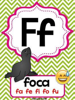 Abecedario - Emoji / Emoticons