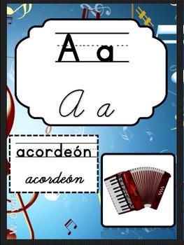 Abecedario Musica