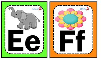 abecedario para niños imprimir by editorial md tpt