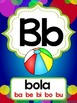 Abecedario-Posters ( colores inside out)   Spanish ABC (in