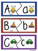 Abecedario- Rompecabezas iniciales