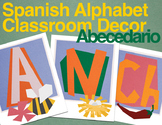 Abecedario--Spanish Alphabet
