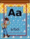 Abecedario Toy Story