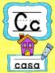 Abecedario de Crayones (Spanich ABC Crayons Posters)