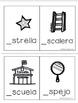 Abecedario en Español: libros de cada letra