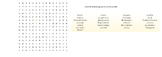 Abeka 4th grade Spelling List 1 Word Search