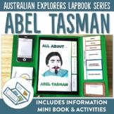 Abel Tasman Australian Explorers Lapbook Series