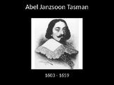 Australian Curriculum - Year 4 explorers: Abel Tasman Powe