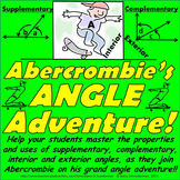 Angles Untangled! - Supplementary Angles, Interior Angles,