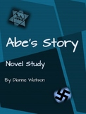 Abe's Story:  A Novel Study by Dianne Watson