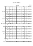 Abide With Me for Beginning Band