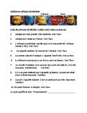 Abidjan- worksheet (Allez,viens! (Chap 8)