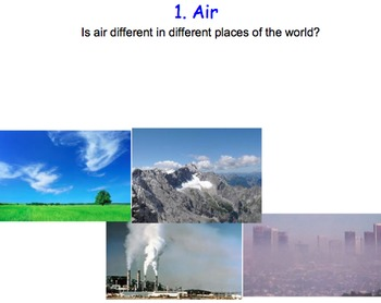 Abiotic Factors of Biomes - Lesson Presentation, Video Link, Assignment