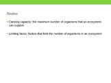 Abiotic and Biotic Factors Lesson Plan