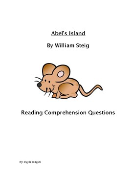 Able's Island Reading Comprehension Questions